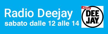 Ivan Zazzaroni su Radio Deejay