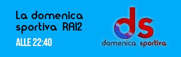 Ivan Zazzaroni su RAI 2 la Domenica Sportiva